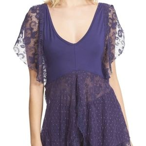 FREE PEOPLE Heatherton Top